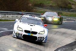 #43 BMW Team Schnitzer, BMW M6 GT3: Alexander Lynn, Antonio Felix Da Costa