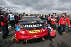 Jack Goff, Eurotech Racing, Honda Civic Type R