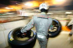 Porsche Team mekanikeri