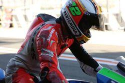 Ali Adrian, Team Ciatti