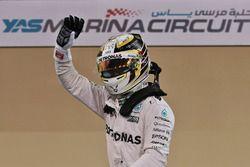 Polesitter: Lewis Hamilton, Mercedes AMG F1
