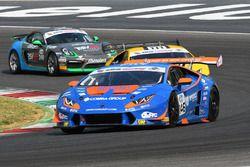 Lamborghini Huracan S.GTCup #146 Imperiale Racing: Benvenuti-De marchi