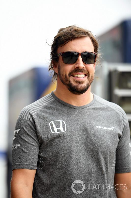 Фернандо Алонсо, McLaren
