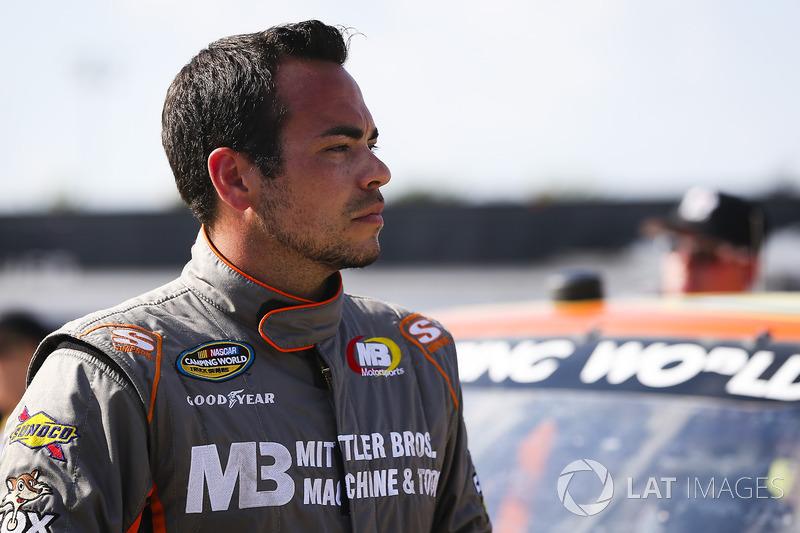 Chris Windom, MB Motorsports Chevrolet