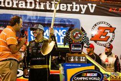 Race winner Matt Crafton, ThorSport Racing Toyota