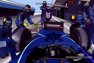 Präsentation: Motorsport Master