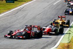 Charles Leclerc, PREMA Powerteam voor Jordan King, MP Motorsport