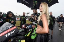 Girl, Johann Zarco, Monster Yamaha Tech 3