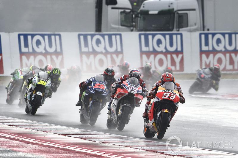 MotoGP MotoGP 2017 in Misano: Das Rennergebnis in Bildern