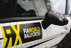 FIA World Rallycross logo