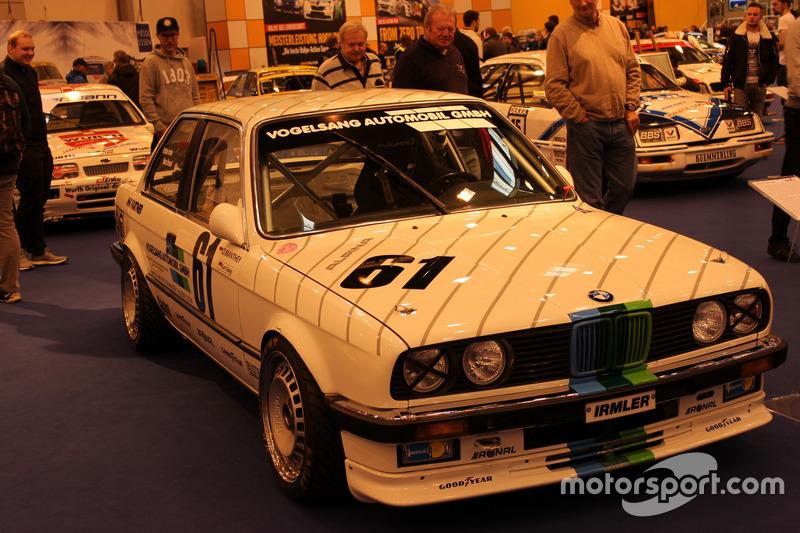 Vintage Bmw Car At Essen Motor Show Automotive Photos