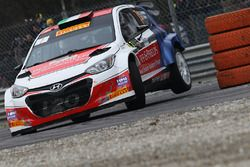 Corrado Fontana, Giovanni Monti, Hyundai i20
