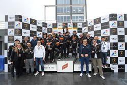 2016 Lamborghini Blancpain Super Trofeo winners