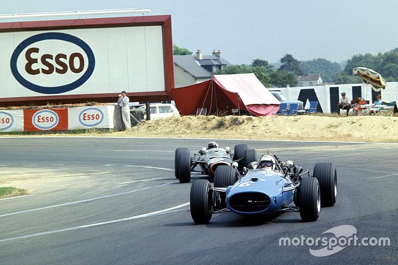 Guy Ligier (1966-1967)