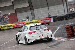 Andrea Mosca, Alfa Romeo Giulietta TCS