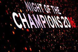 SRO 2016 Şampiyonlar Gecesi Ödül Töreni