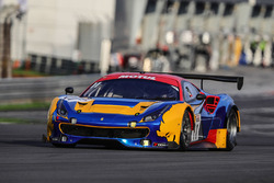 #11 Singha Motorsport Team Ferrari 488 GT3: Piti Bhirom Bhakdi, Carlo van Dam, Frank Yu, Tanart Sathienthirakul