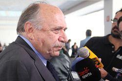José Abed, Vice president FIA México