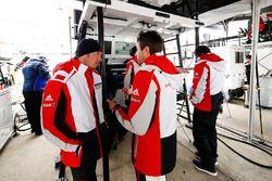 Патрик Пиле, Фредерик Маковецки, Porsche Team North America Porsche