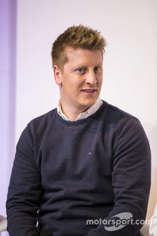 Adam Morgan, BTCC-Fahrer