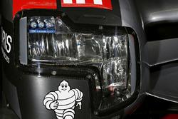 Detail Front, #8 Audi Sport Team Joest Audi R18