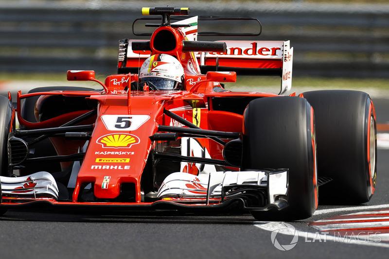 ¿Vettel volverá a hacer de Vettel?