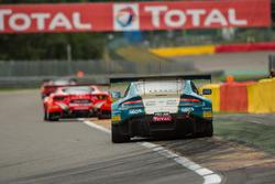 #97 Oman Racing Team with TF Sport Aston Martin V12 GT3: Ahmad Al Harthy, Salih Yoluc, Euan Hankey,