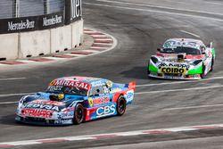 Camilo Echevarria, Alifraco Sport Chevrolet, Juan Martin Bruno, Coiro Dole Racing Dodge