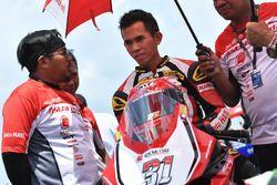 AP250: Gerry Salim, Astra Honda Racing Team