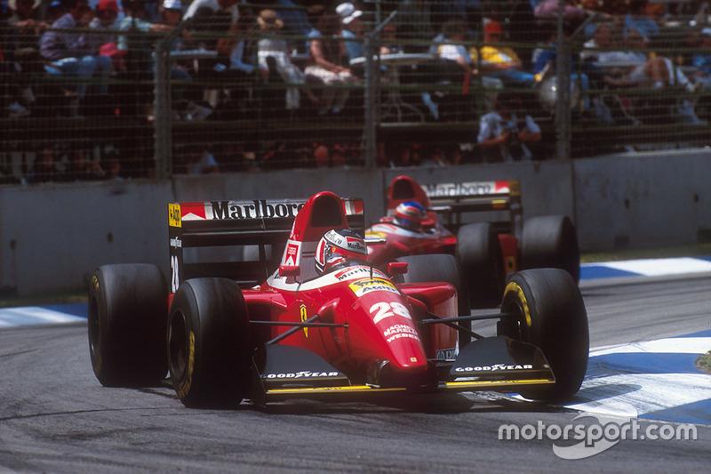 1993 : Ferrari F93A