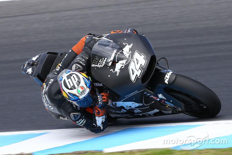 17º Pol Espargaró (KTM Factory Racing) 1:29.857, a 1.308s