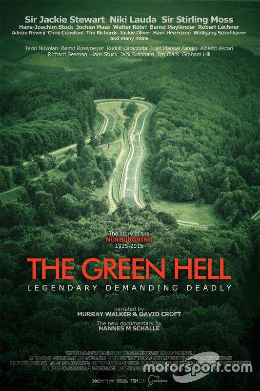Poster de la película The Green Hell