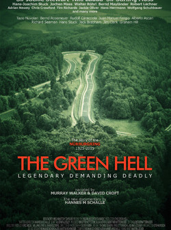 The Green Hell [Yeşil Cehennem] poster