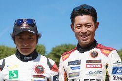 Hiroki Katoh, Keita Sawa, Clearwater Racing