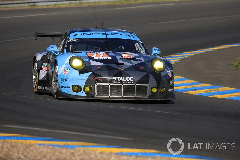 48. №77 Dempsey Proton Competition Porsche 911 RSR: Кристиан Рид, Маттео Кайроли, Марвин Динст
