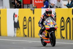 Marc Marquez takes the win