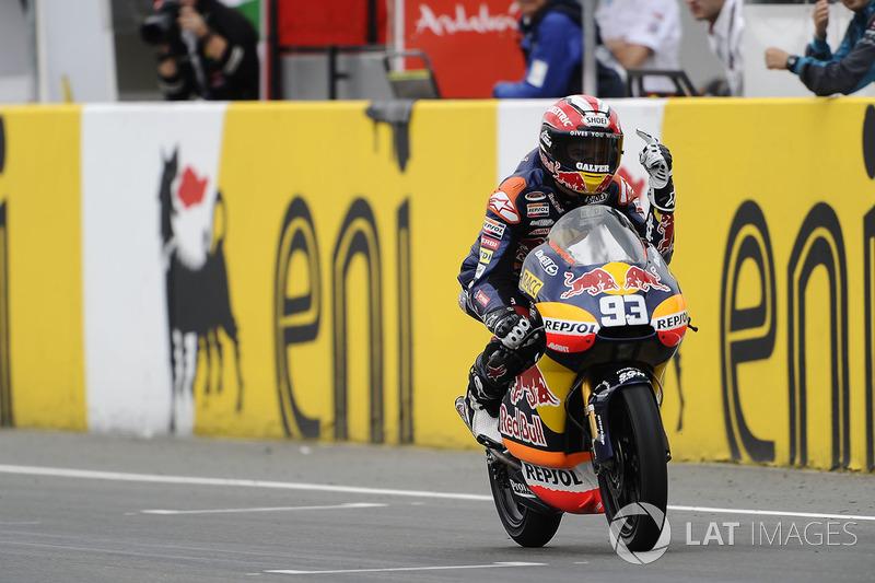Victoire #5 : GP d'Allemagne 2010 de 125cc - Sachsenring
