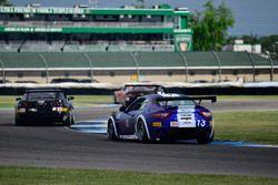 #38 TA4 Chevrolet Camaro, Bill Baten, #13 TA4 Maserati Gran Turismo GT4, Guy Dreier