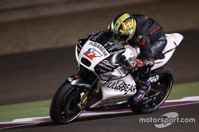 14. Karel Abraham, Aspar Racing Team, +1,003