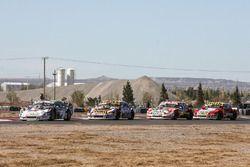 Santiango Mangoni, Dose Competicion Chevrolet, Martin Serrano, Coiro Dole Racing Chevrolet, Juan Pablo Gianini, JPG Racing Ford, Juan Manuel Silva, Catalan Magni Motorsport Ford