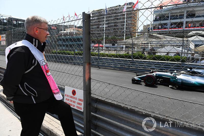 Ross Brawn, Formula 1 yönetimine katıldı