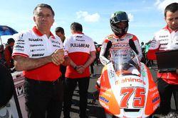 Aspar Martinez, Albert Arenas, Aspar Team