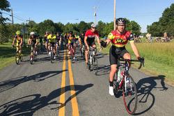 Nicky Hayden anısına 69 millik bisiklet sürüşü
