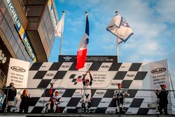Le podium 1000cc de l'International Bridgestone Handy Race