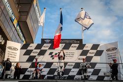 Podio 1000cc: Daniele Barbero, Stephane Paulus, Emiliano Malagoli