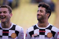 Mario Engel, ve Daniel Ricciardo, Red Bull Racing