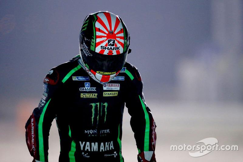 Johann Zarco, Monster Yamaha Tech 3 después del accidente