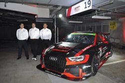 バースレーシングプロジェクトRS 3 LMS/スーパー耐久