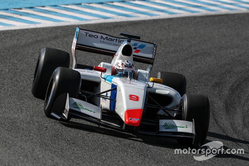 Teo Martin Motorsport