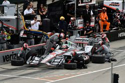 Pitstop de Will Power, Team Penske Chevrolet